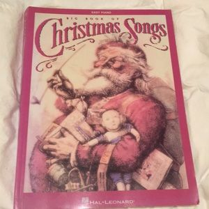 Christmas songs for the piano